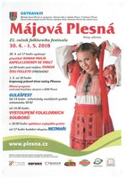 Májová Plesná 2018