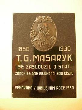 Deska TGM